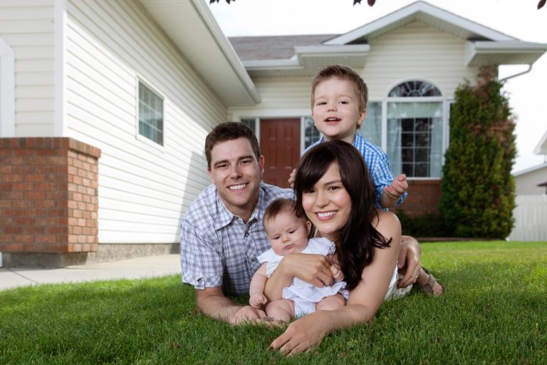 Be sure your home is properly insured with a homeowners insurance policy